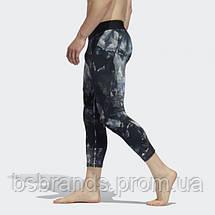 Мужские леггинсы adidas PARLEY ALPHASKIN 3/4 (АРТИКУЛ: EJ8087), фото 2