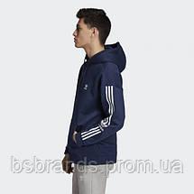 Мужская толстовка adidas TECH 3-STRIPES (АРТИКУЛ: ED6125 ), фото 3