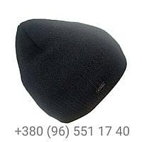 Зимняя мужская шапка с флисом