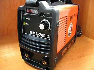 Сварочный инвертор DWT MMA-200 DL, фото 2