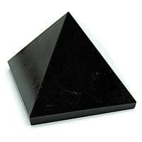 Пирамида из черного турмалина (малая), фото 1