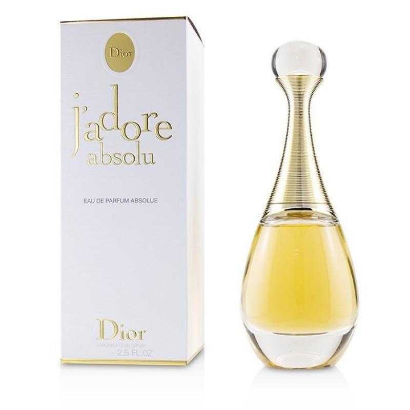 Парфюмерная вода для женщин Christian Dior J'adore L`Absolute, 100 мл