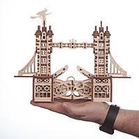 Механический 3D пазл Тауэрский мост S Mr.Playwood, фото 1