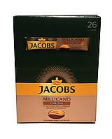 Кофе растворимый Jacobs Millicano Espresso 26 x 1,8 г в стиках