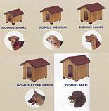 Будка DOMUS Maxi для очень больших собак 111,5*132*103,5 см, фото 5
