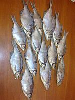 Рыба вяленая, густера