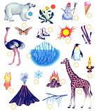 1 клас | Планета Міркувань. Посібник з розвитку мислення | Гісь О., фото 6