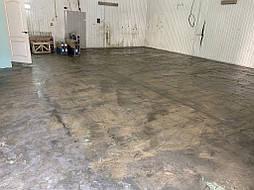 Обеспыливание бетонного пола 6