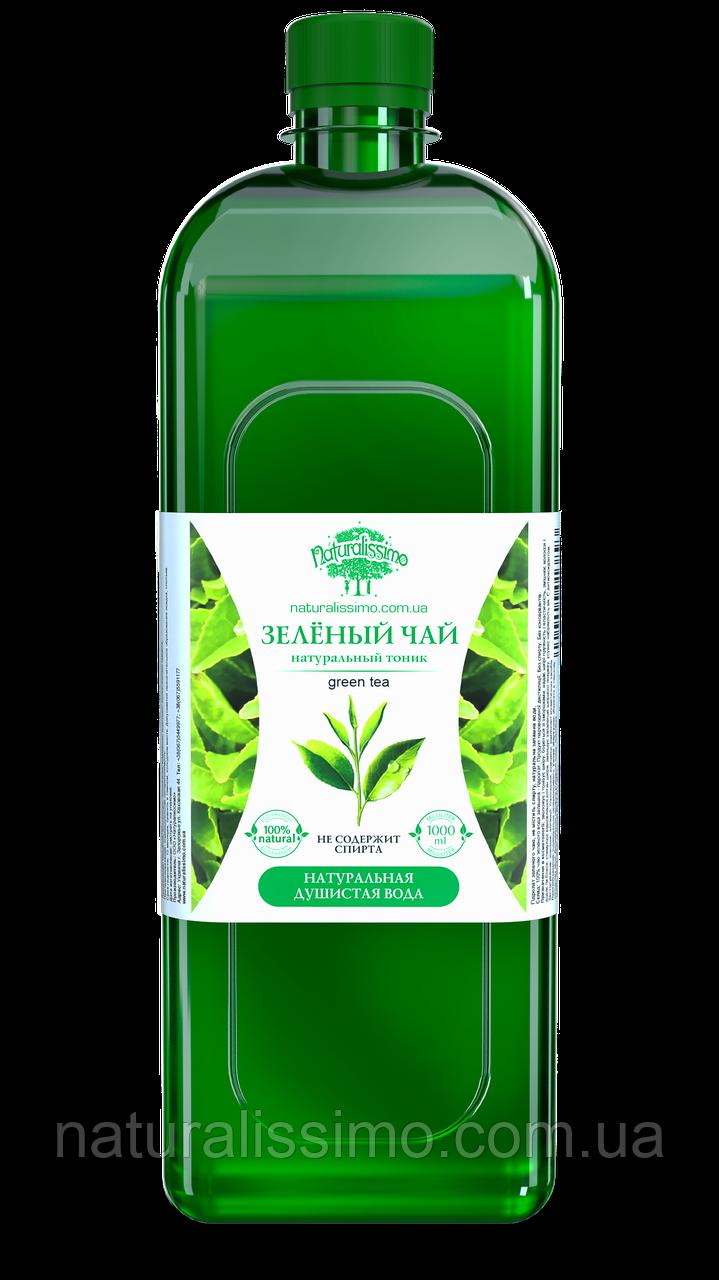 Гидролат зеленого чая, 1000мл
