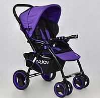 Коляска детская Т 100 цвет Фиолетовый, фото 1
