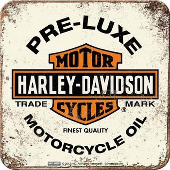 Металлическая подставка Nostalgic-Art Harley-Davidson PRE-LUXE (46102)