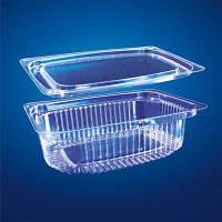 Пластиковая упаковка для салатов, конфет,десертов