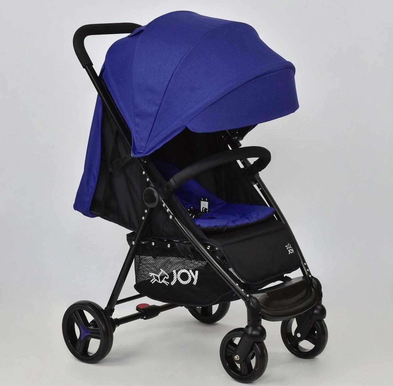 Коляска детская Т 200 цвет Синий