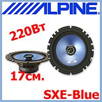 Акустика для авто ALPINE SXE-17C2 (Авт. громкоговор, 2-пол. коакс, 17см, 220 Вт пик/40Вт ном.)