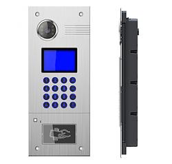 "Панель виклику AA-05 v3. 2,5""  LCD,  IP 65, фото 2"
