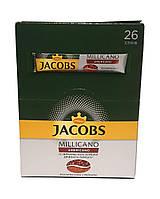 Кофе растворимый Jacobs Millicano Americano 26 x 1,8 г в стиках