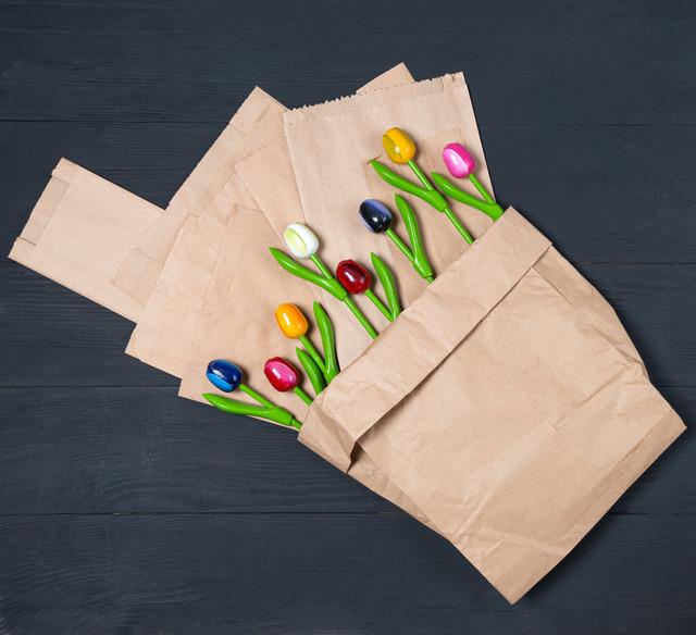Пакеты бумажные саше