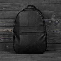 Городской рюкзак из кожзама ,спортивный рюкзак CALVIN KLEIN