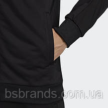 Мужской спортивный костюм adidas MTS BASICS BLACK (АРТИКУЛ: DV2470), фото 3