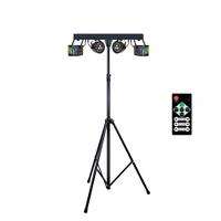 Комплект динамічних шоу світло приладів SET DERBY+PAR