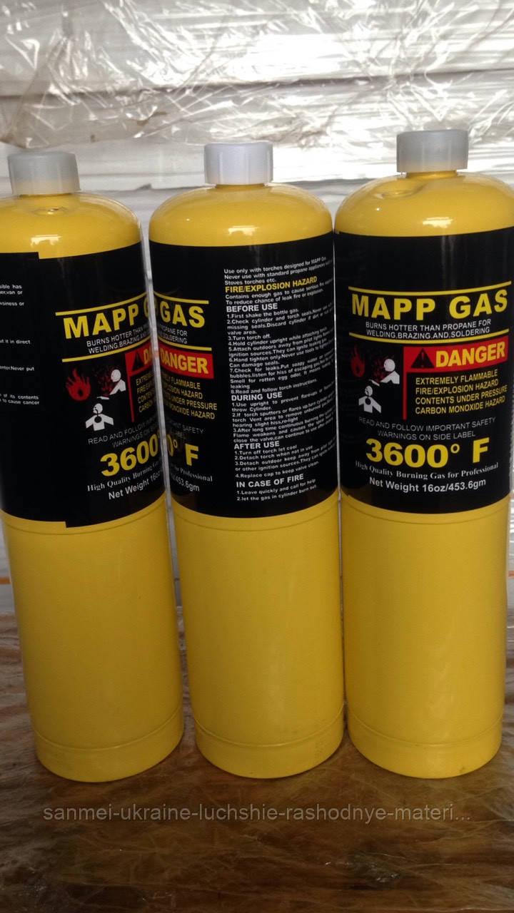 Мапп газ (mapp gas)