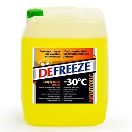 Жидкость для отопления Дефриз DEFREEZE