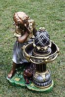 """Фонтан """"Дівчина біля фонтану"""", фото 1"""