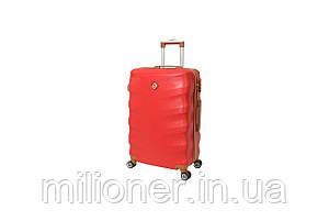 Чемодан Bonro Next (большой) бордовый, фото 2