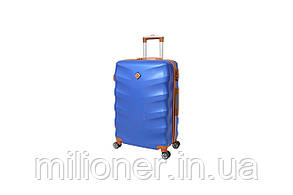 Чемодан Bonro Next (большой) синий, фото 2