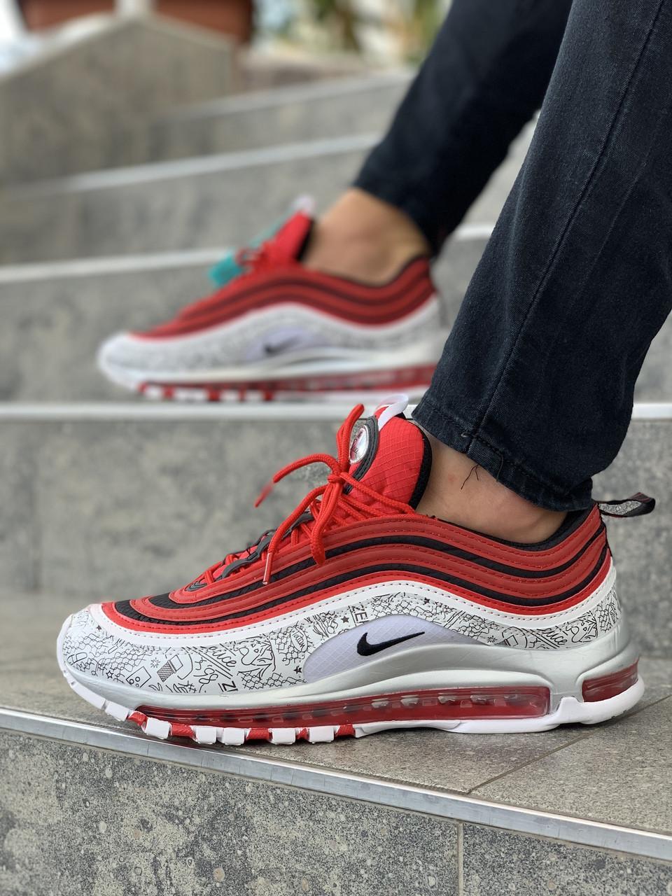 Чоловічі кросівки Nike Air Max 97, Репліка
