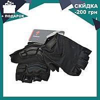 Перчатки с короткими пальцами и гелиевой подушечкой Geometry SPECIALIZED AS180056-14 Черные (размер: M, XL, L), фото 1