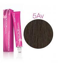 Стойкая краска для волос Matrix SOCOLOR.beauty 5AV пепельно-перламутровый