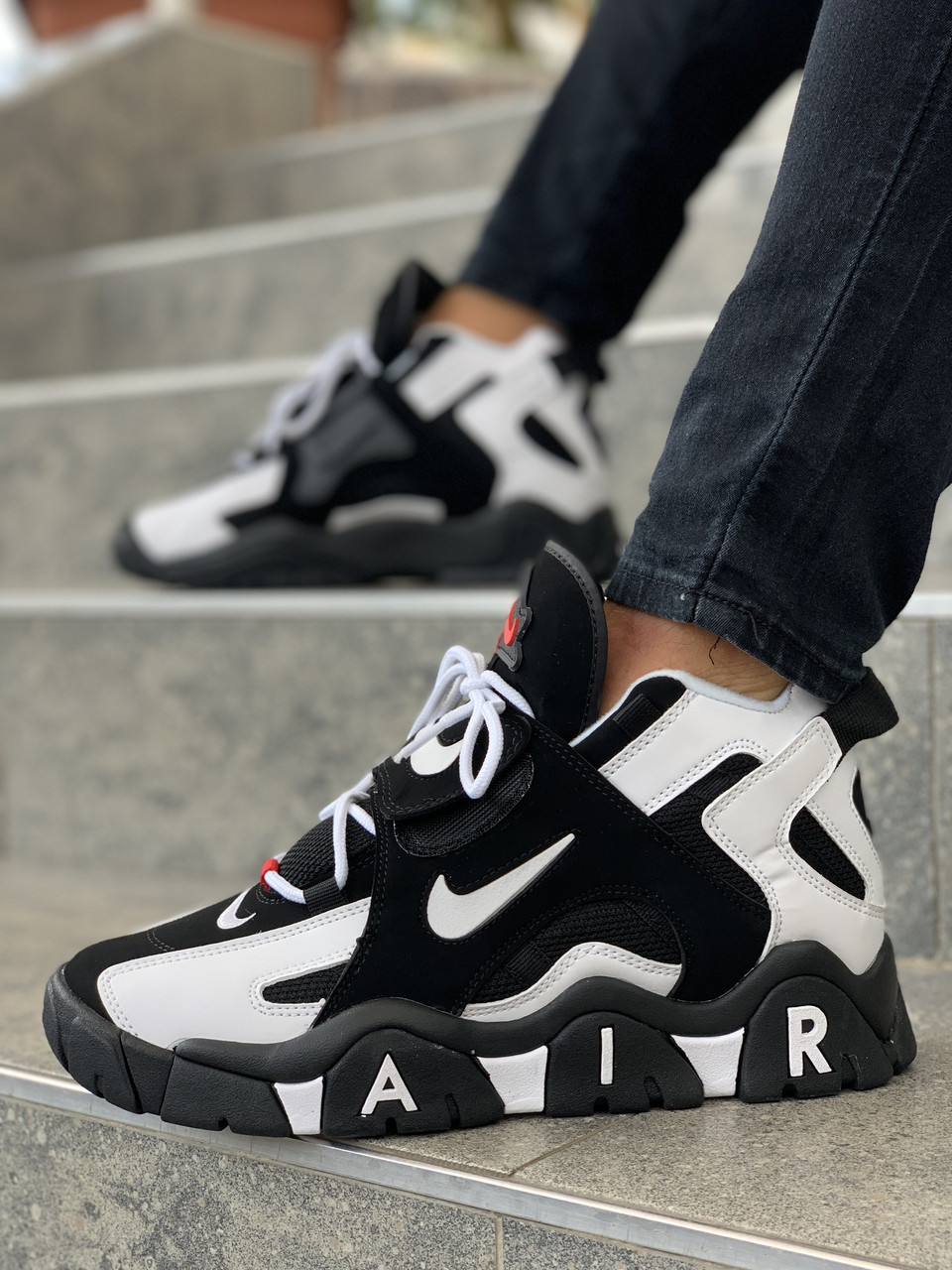 Мужские кроссовки Nike Air Max Uptempo 95, Реплика