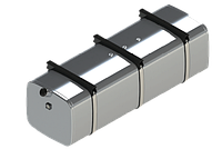 Топливный бак на рефрижератор Duzce 600 л (620х675х1600)