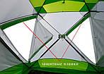 Зимняя палатка ЛОТОС Куб 3 Компакт, фото 5