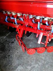 Сеялка зерновая 2BFX-12 12 рядная (минитракторная)