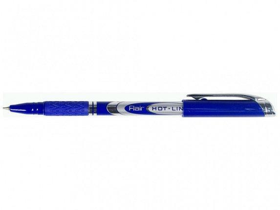 Ручка шариковая Flair 989 синяя Hotline