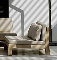 Кресла в стиле лофт с косой спинкой