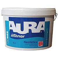 Моющаяся краска для детских комнат Aura Neolatex 5л