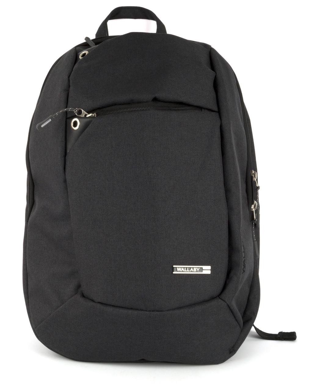 Зручний місткий рюкзак з відділенням для ноутбука WALLABY art. 150 Україна