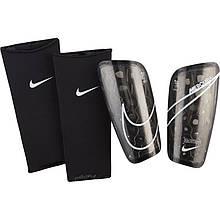 Щитки футбольные Nike Mercurial Lite SP2120-013 Черный Размер XS (193145983502)