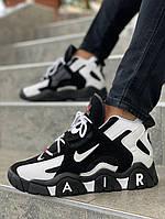 Кроссовки мужские Nike Air barrage mid . ТОП КАЧЕСТВО!!! Реплика класса люкс (ААА+)