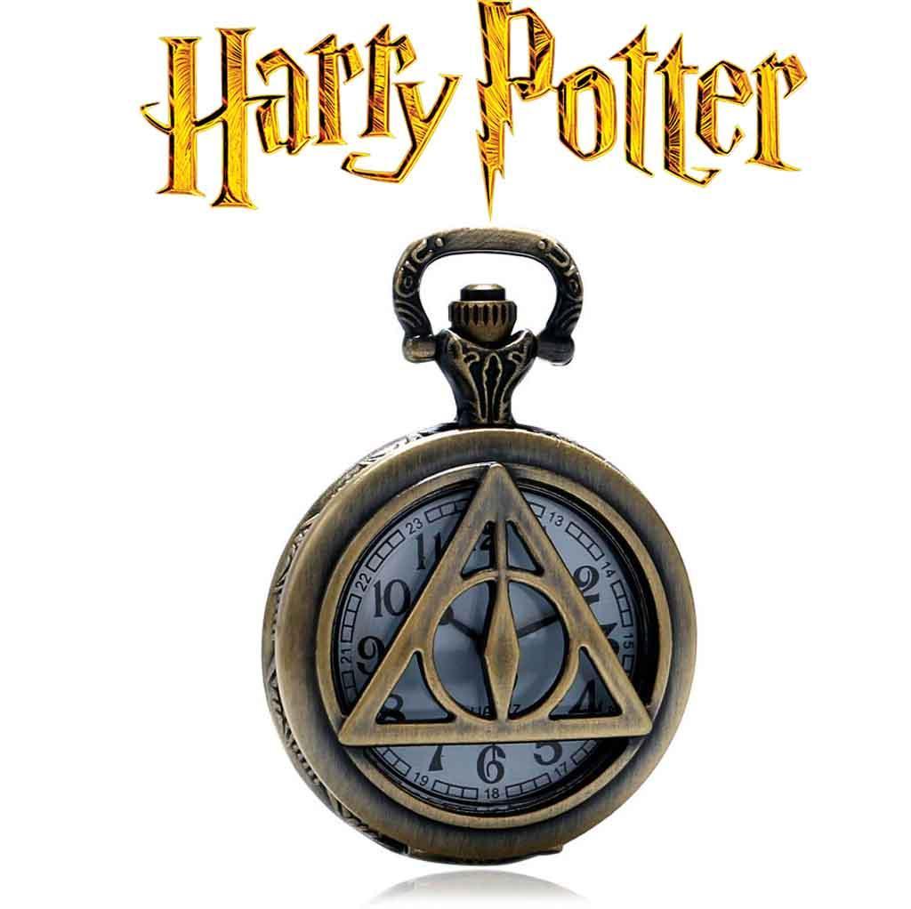 Карманные часы Дары смерти Гарри Поттер / Harry Potter