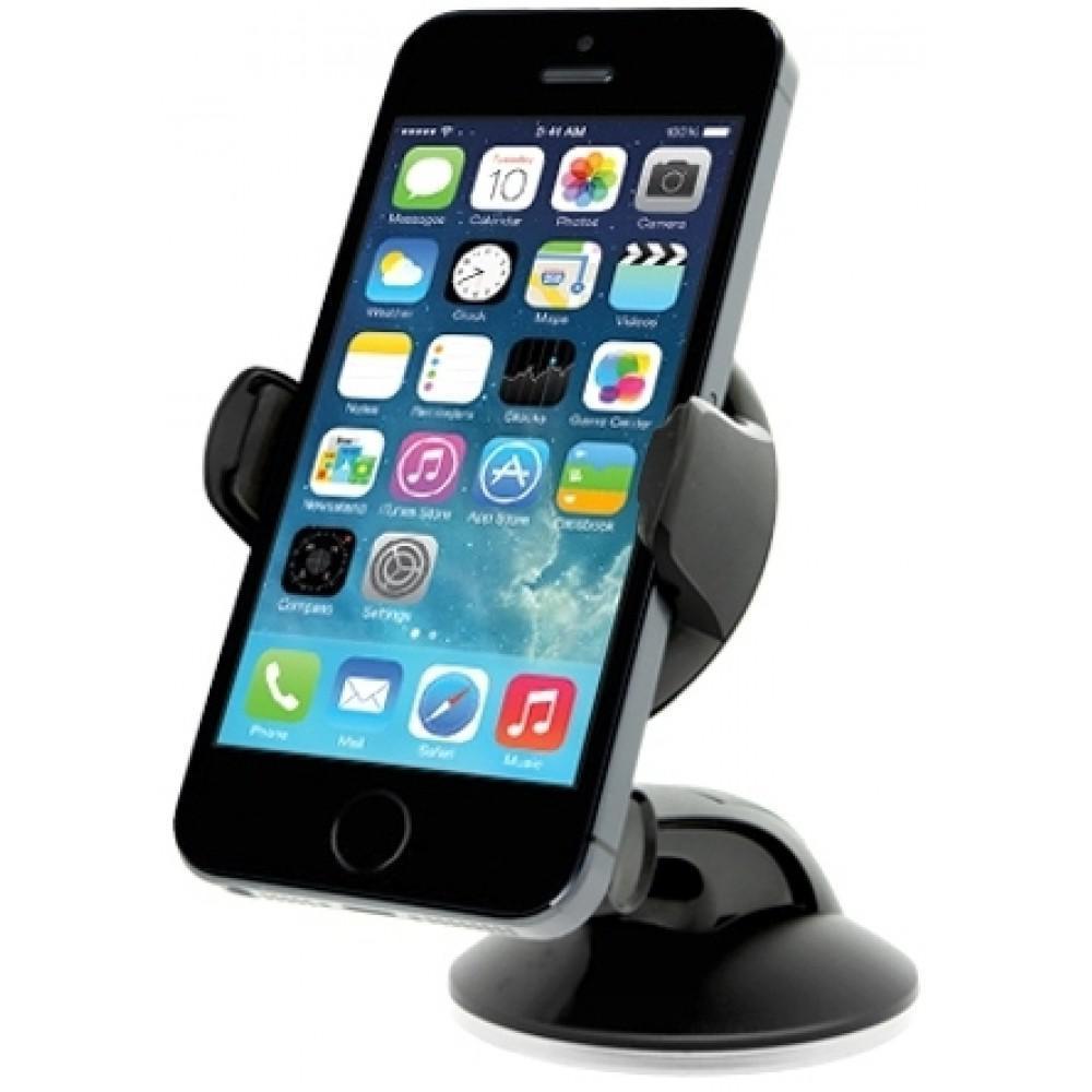 Автомобильное крепление для смартфона iOttie HLCRIO108 Easy Flex 3 Black