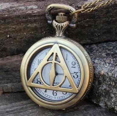 Карманные часы Гарри Поттер / Грифиндор