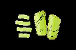 Щитки футбольные Nike Mercurial Hard Shell SP2128-703 Желтий Размер M (193145983809)