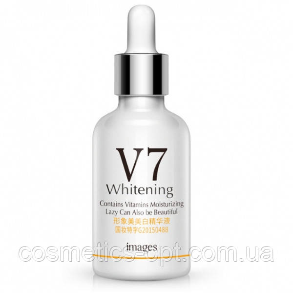 Витаминная сыворотка для лица Images V7 Toning Light, 15 мл