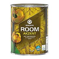 Матовая краска Eskaro Akzent Room 0,9л