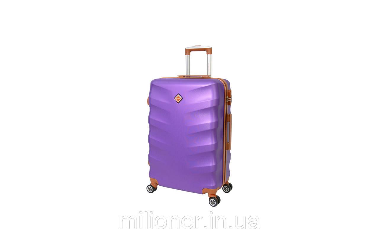Чемодан Bonro Next (средний) фиолетовый