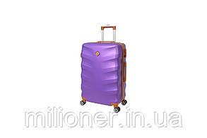 Чемодан Bonro Next (средний) фиолетовый, фото 2